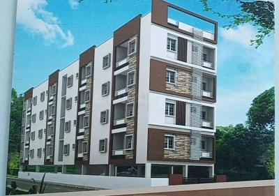 Gallery Cover Image of 1000 Sq.ft 2 BHK Apartment for buy in HAL for 4300000