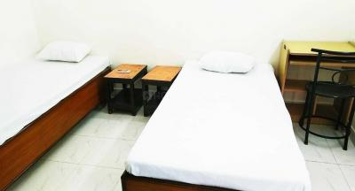 Bedroom Image of Nirmal Chaya Girls PG in Palam Vihar