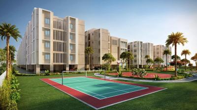 Gallery Cover Image of 773 Sq.ft 2 BHK Apartment for buy in Casagrand Smart Town, Semmancheri for 2705500