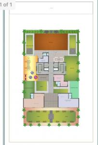 Gallery Cover Image of 1075 Sq.ft 2 BHK Apartment for buy in Parth Bhagat Heritage, Kamothe for 8950000