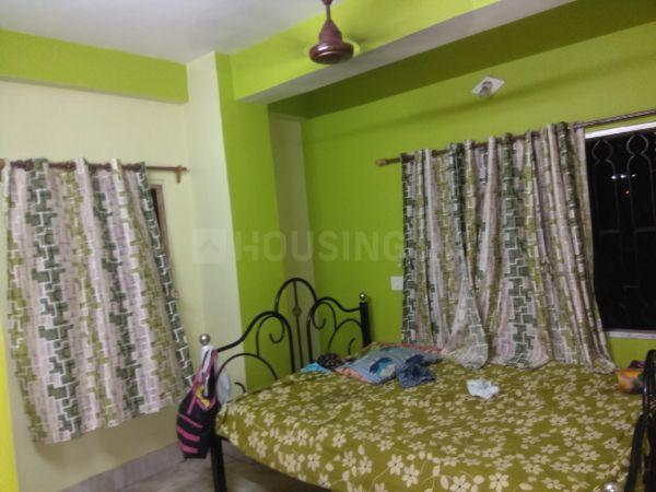 Bedroom Image of 750 Sq.ft 2 BHK Apartment for rent in Keshtopur for 9300