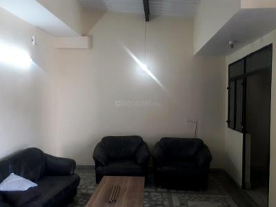 Gallery Cover Image of 1200 Sq.ft 2 BHK Independent Floor for rent in Adchini for 45000