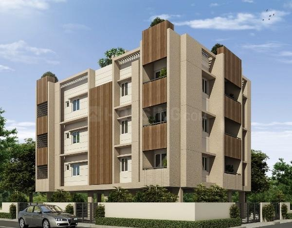 Building Image of 1202 Sq.ft 2 BHK Apartment for buy in Anna Nagar for 22500000