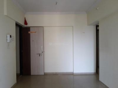 Gallery Cover Image of 650 Sq.ft 1 BHK Apartment for rent in Kasarvadavali, Thane West for 11000