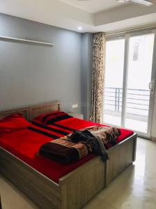 Bedroom Image of The Safehouse PG in Sushant Lok I