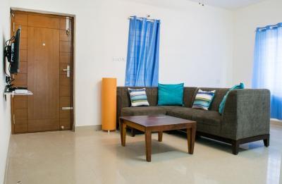 Living Room Image of PG 4642521 Hebbal in Hebbal