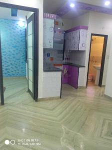 Gallery Cover Image of 600 Sq.ft 1 BHK Independent Floor for rent in Dwarka Mor for 6500