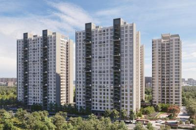 Gallery Cover Image of 1134 Sq.ft 2 BHK Apartment for buy in Godrej Green Glades, Gota for 4400000