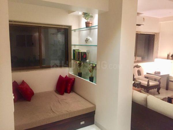 Bedroom Image of 1250 Sq.ft 2 BHK Apartment for rent in Juhu for 120000