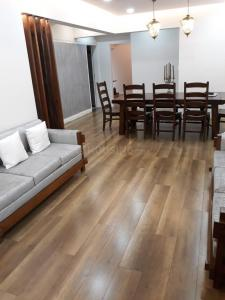 Gallery Cover Image of 1300 Sq.ft 3 BHK Apartment for rent in Highland Park Cooperative Housing Society, Andheri East for 100000