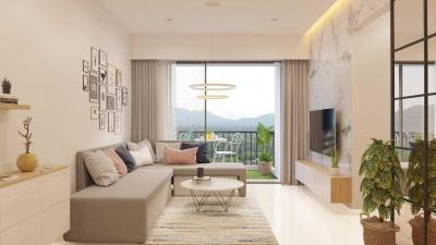 Gallery Cover Image of 610 Sq.ft 1 BHK Apartment for buy in Marathon Nexzone Daffodil 2, Panvel for 4400000