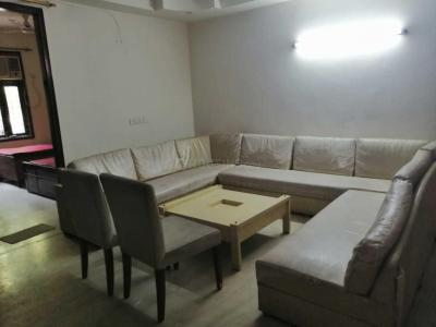 Living Room Image of Tanwar PG in Khirki Extension