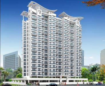 Gallery Cover Image of 1125 Sq.ft 1 BHK Apartment for buy in Belapur CBD for 13500000