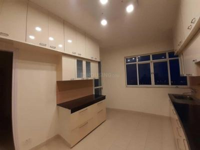 Gallery Cover Image of 3433 Sq.ft 4 BHK Apartment for rent in Unitech Universal Heights, New Town for 50000