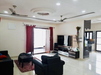 Living Room Image of Roommate In Luxury 3bhk Apartment in Neknampur