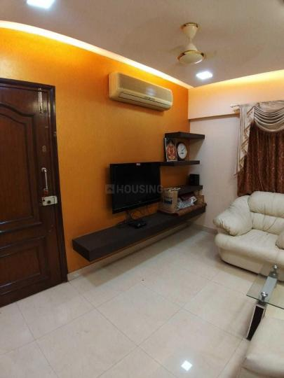 Living Room Image of 1300 Sq.ft 3 BHK Apartment for rent in Khar West for 120000