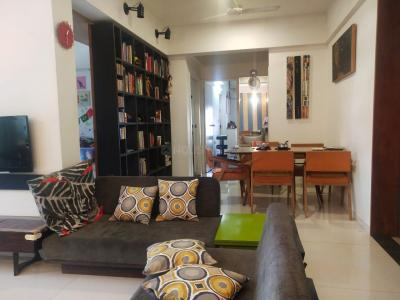Gallery Cover Image of 1600 Sq.ft 3 BHK Apartment for buy in Prahlad Nagar for 9000000