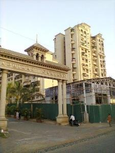 Gallery Cover Image of 1550 Sq.ft 3 BHK Apartment for rent in Adhiraj Gardens, Kharghar for 35000