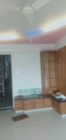 Living Room Image of 680 Sq.ft 1 BHK Apartment for rent in Lower Parel for 40000