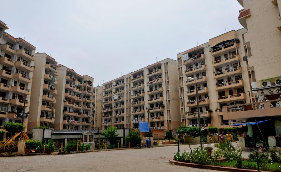 Building Image of 1150 Sq.ft 2 BHK Apartment for buy in Nehru Nagar for 5000000