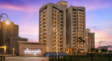 Gallery Cover Image of 1000 Sq.ft 2 BHK Apartment for buy in BPTP Discovery Park, Sector 80 for 4600000