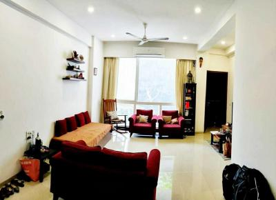 Gallery Cover Image of 1000 Sq.ft 2 BHK Apartment for rent in Santacruz West for 80000