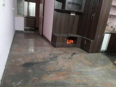 Gallery Cover Image of 500 Sq.ft 1 BHK Independent Floor for rent in Ejipura for 11000