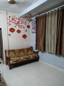 Gallery Cover Image of 700 Sq.ft 1 BHK Independent Floor for rent in Rasayani for 8000