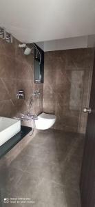 Bathroom Image of 550 Sq.ft 1 BHK Apartment for buy in Shree Ramdev Ritu Heights, Mira Road East for 5600000