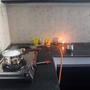 Kitchen Image of Vijay Shanthi Builder in Perungudi