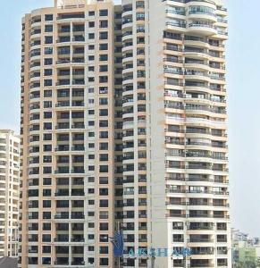 Gallery Cover Image of 2835 Sq.ft 4 BHK Apartment for rent in Seawoods for 100000