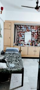 Bedroom Image of Sharing Flat For Girls in Mohammed Wadi