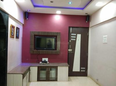Gallery Cover Image of 550 Sq.ft 1 BHK Apartment for rent in Thane West for 25000