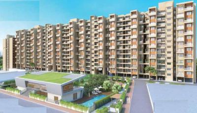 Gallery Cover Image of 1005 Sq.ft 2 BHK Apartment for buy in Sukhwani Skylines, Wakad for 6100000