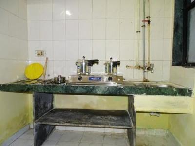 Kitchen Image of Ajay's Nest Flat-4 in Kopar Khairane