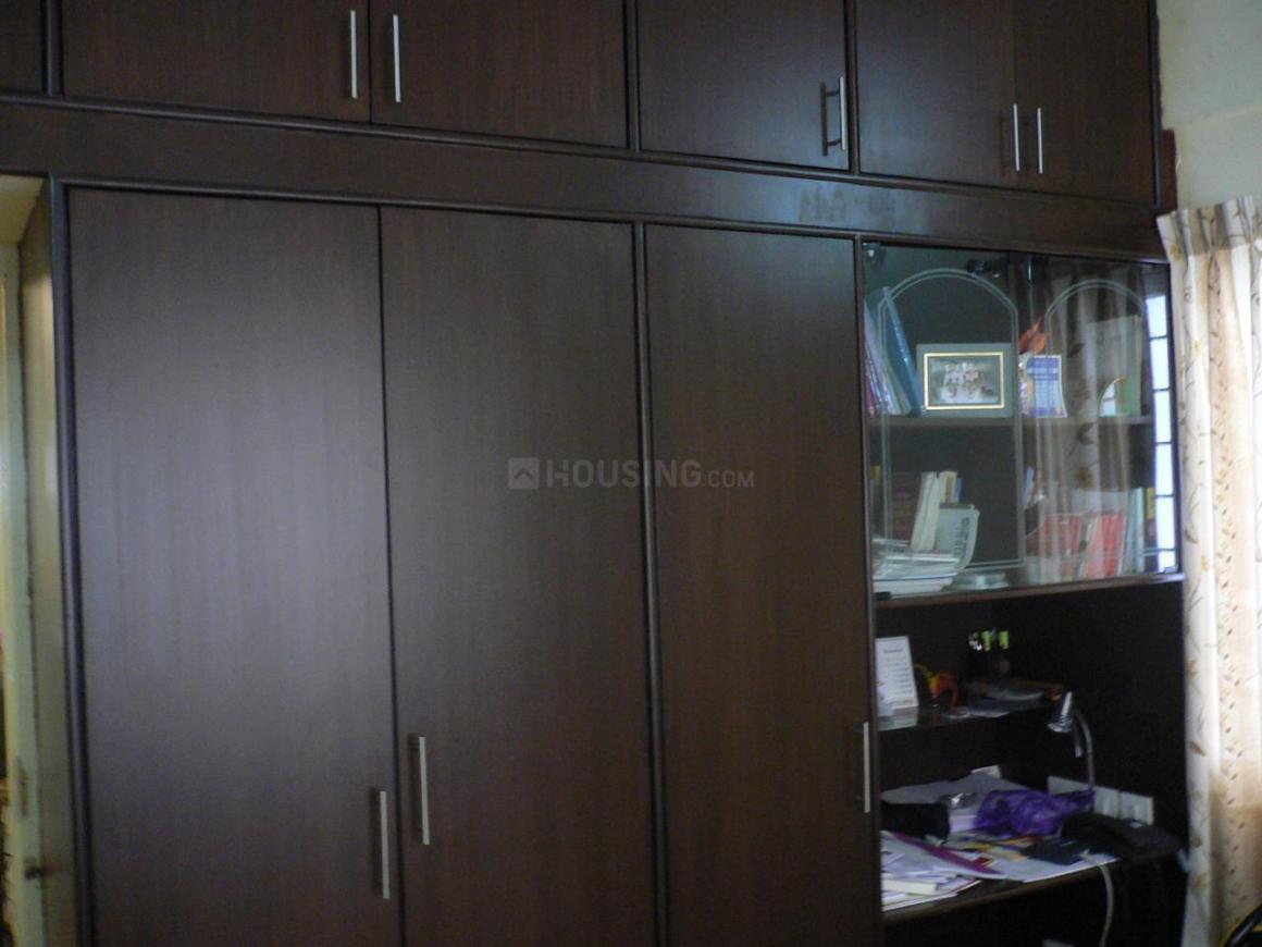 Bedroom Image of 932 Sq.ft 2 BHK Apartment for rent in Sahakara Nagar for 14000
