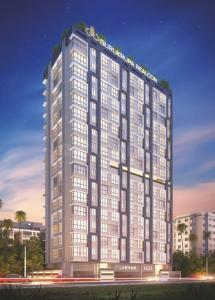 Gallery Cover Image of 1431 Sq.ft 3 BHK Apartment for buy in Gurukrupa Labham Residency, Ghatkopar East for 18200000