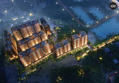 Gallery Cover Image of 900 Sq.ft 2 BHK Apartment for buy in Joka for 3200000