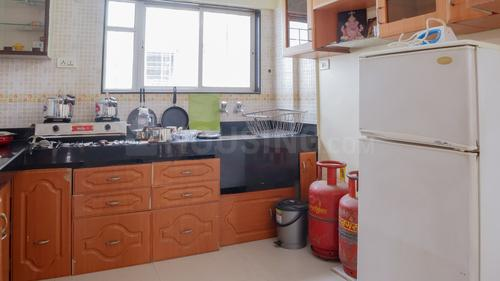Kitchen Image of B-15, Pancharatna Building in Baner