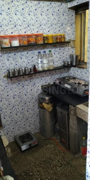 Kitchen Image of 600 Sq.ft 2 BHK Independent House for buy in Mumbra for 2300000
