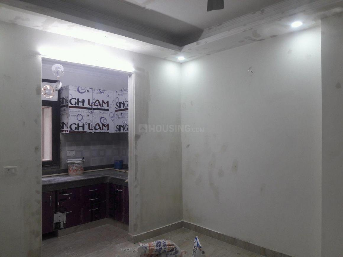 Living Room Image of 490 Sq.ft 1 BHK Apartment for buy in Chhattarpur for 1600000