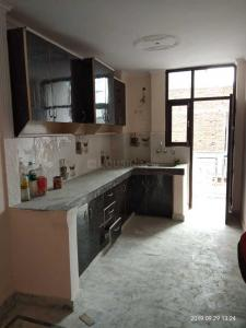 Gallery Cover Image of 450 Sq.ft 1 BHK Independent Floor for rent in Chhattarpur for 9000