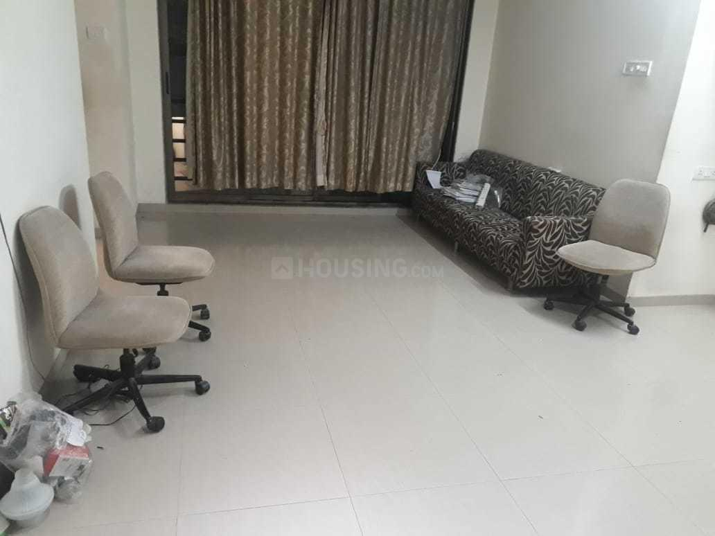 Living Room Image of 1500 Sq.ft 3 BHK Apartment for rent in Vile Parle East for 79000