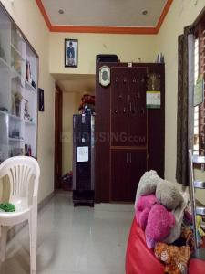 Gallery Cover Image of 550 Sq.ft 1 BHK Independent Floor for rent in New Thippasandra for 15000