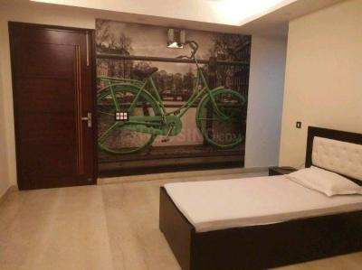 Bedroom Image of Mannat PG Home in Sector 16