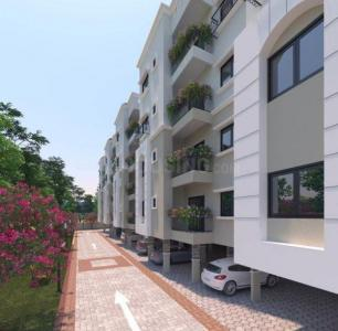 Gallery Cover Image of 996 Sq.ft 3 BHK Apartment for buy in Sowparnika Flamenco, Sarjapur for 4382400
