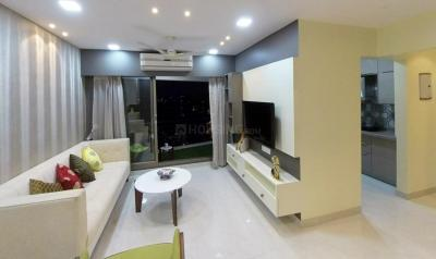 Gallery Cover Image of 650 Sq.ft 1 BHK Apartment for buy in Centrio, Govandi for 12000000