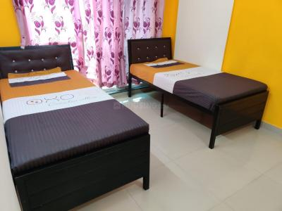 Bedroom Image of Oxotel Paying Guest No Brokerage in Vikhroli West