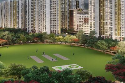 Gallery Cover Image of 1150 Sq.ft 3 BHK Apartment for buy in Runwal Gardens Phase 2 Bldg No 18 To 23, Dombivli East for 9000000