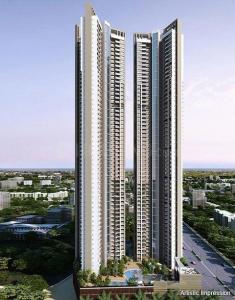 Gallery Cover Image of 768 Sq.ft 2 BHK Apartment for buy in Shapoorji Pallonji Alpine, Kandivali East for 22600000